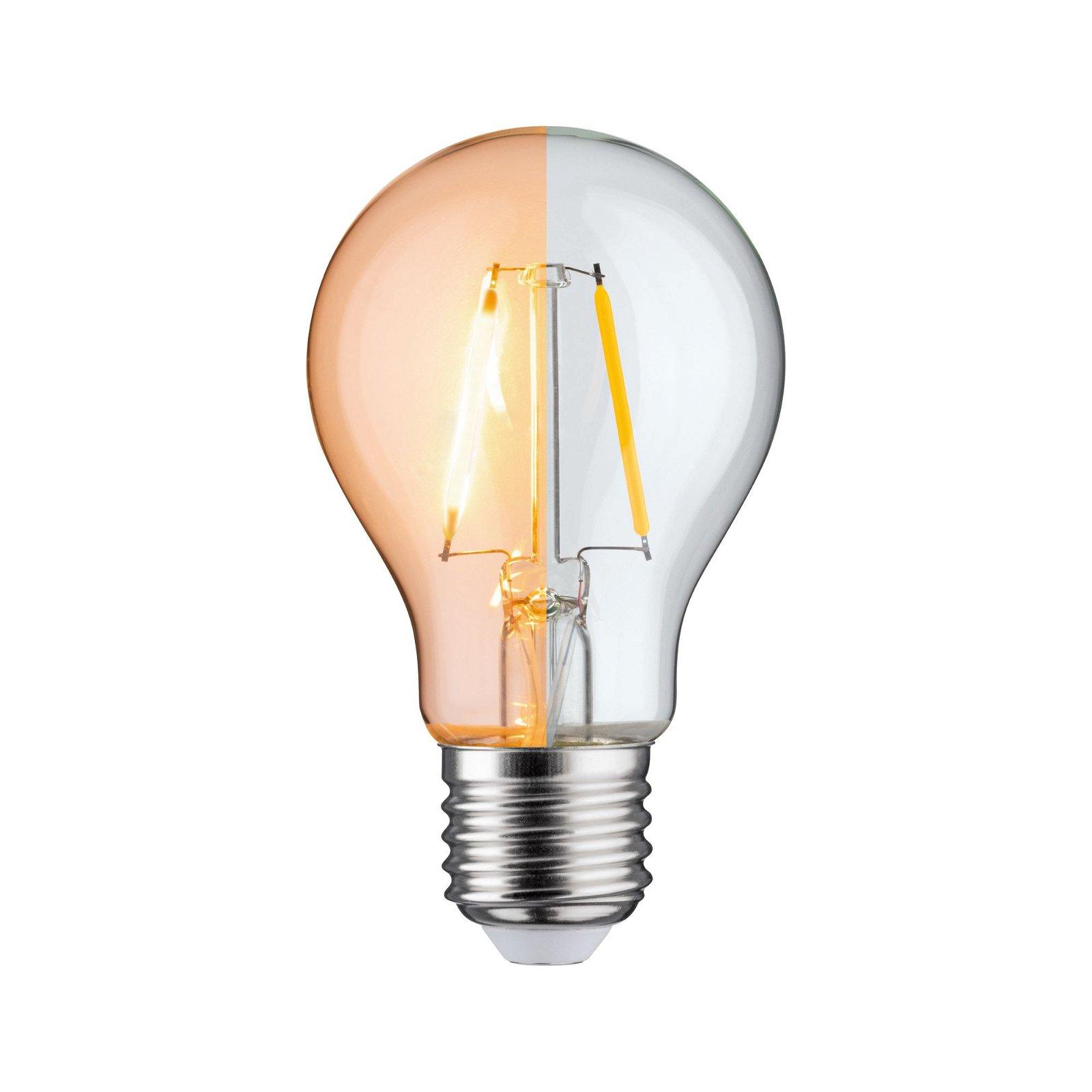 LED Birne Filament E27 230V 100lm 1,1W 2000K Klar
