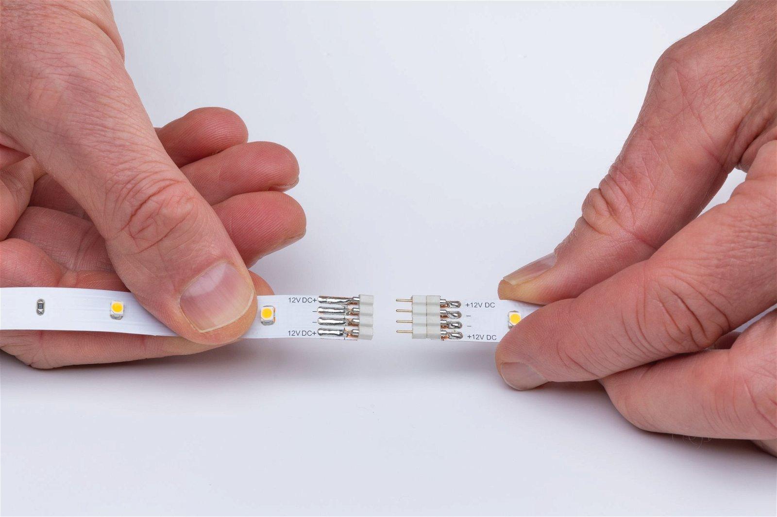 YourLED ECO LED Strip Neutralweiß 5m 10,5W 180lm/m 4000K