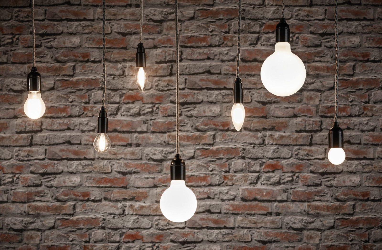 LED Tropfen Filament E14 230V 2x470lm 2x4,5W 2700K Matt