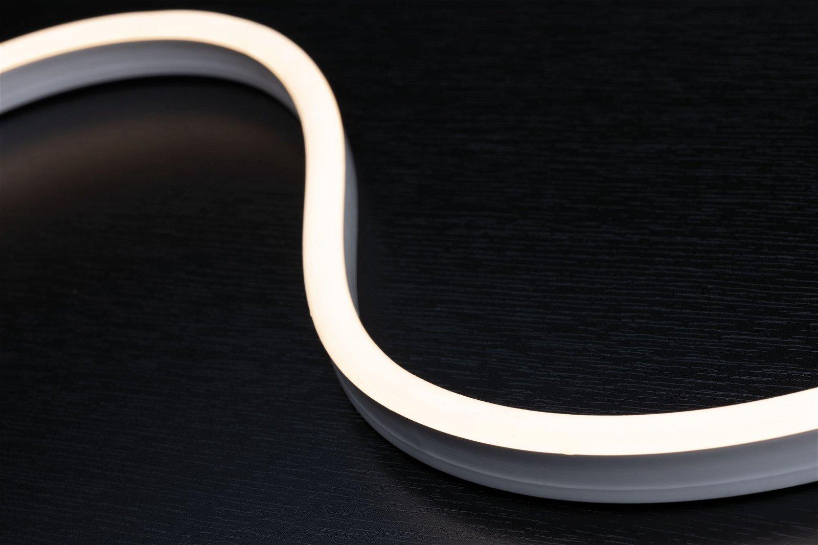 Plug & Shine LED Strip Warm wit 5m IP67 31W 3050lm 3000K