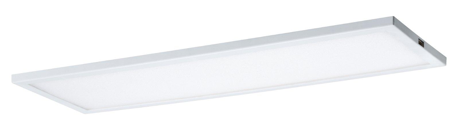 Onderkastpaneel Ace 300x7mm 580lm 2700K Wit/Satijn