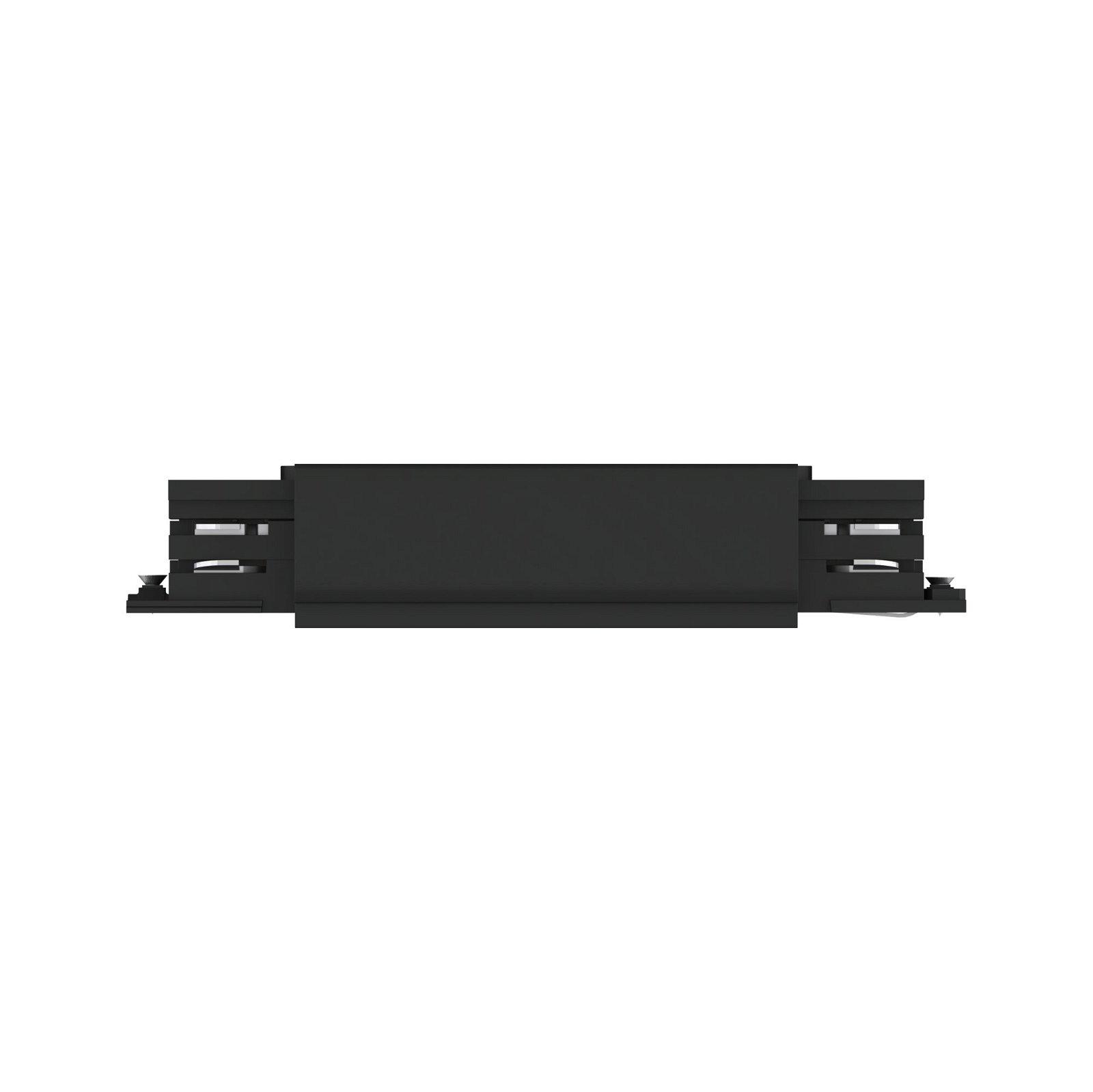 ProRail3 Einspeisung Mitte 167x35mm max. 3.680W Schwarz