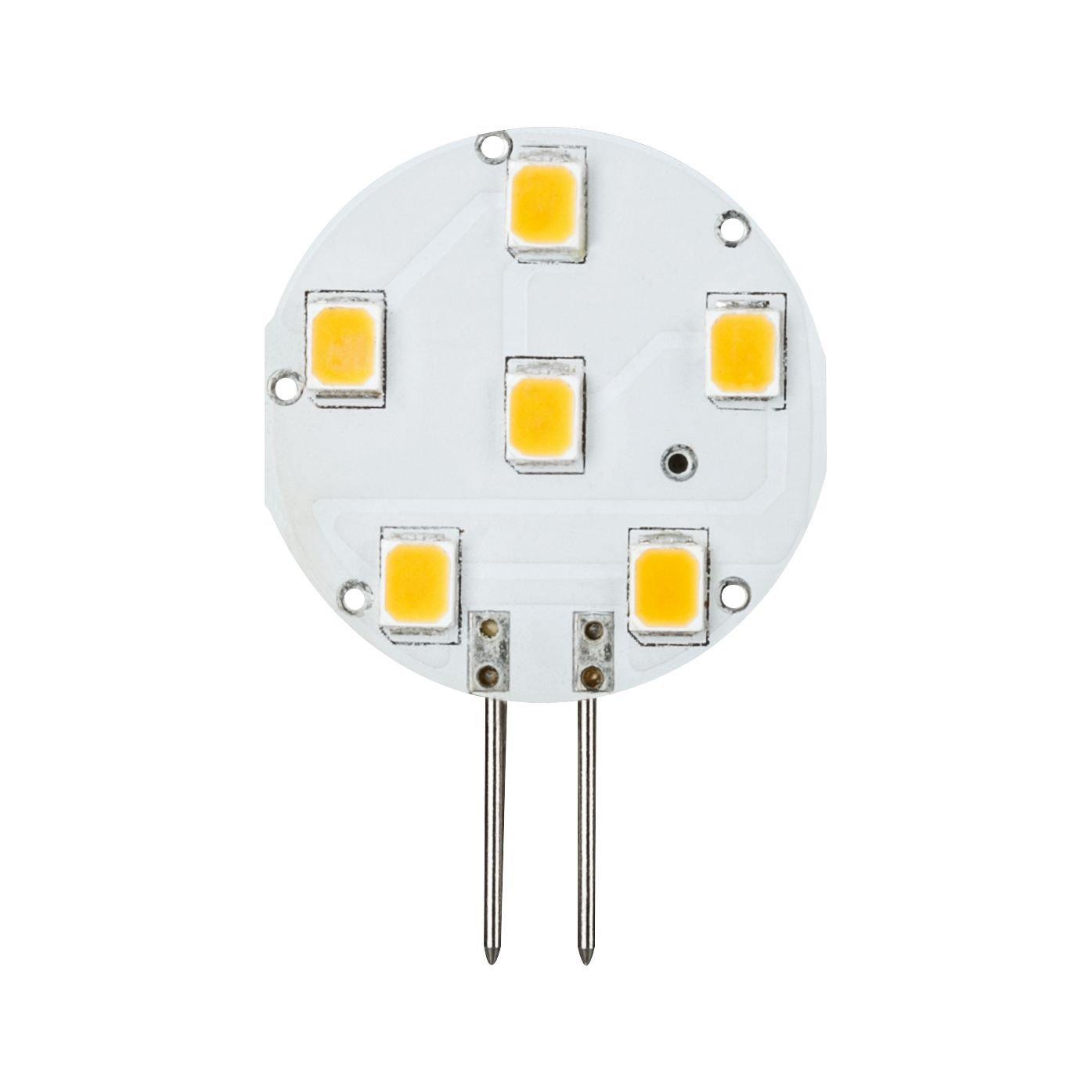 LED Stiftsockel 1,3 Watt G4 Warmweiß 12 V