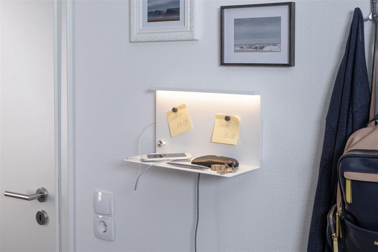 Applique LED Jarina 3000K 540lm 230V 4,5W Blanc