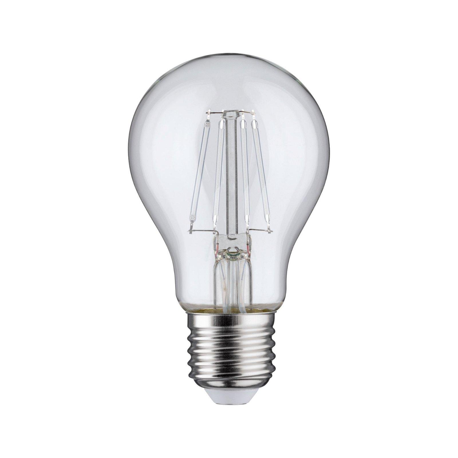 LED Birne Filament E27 230V 40lm 2,2W 1000K Klar