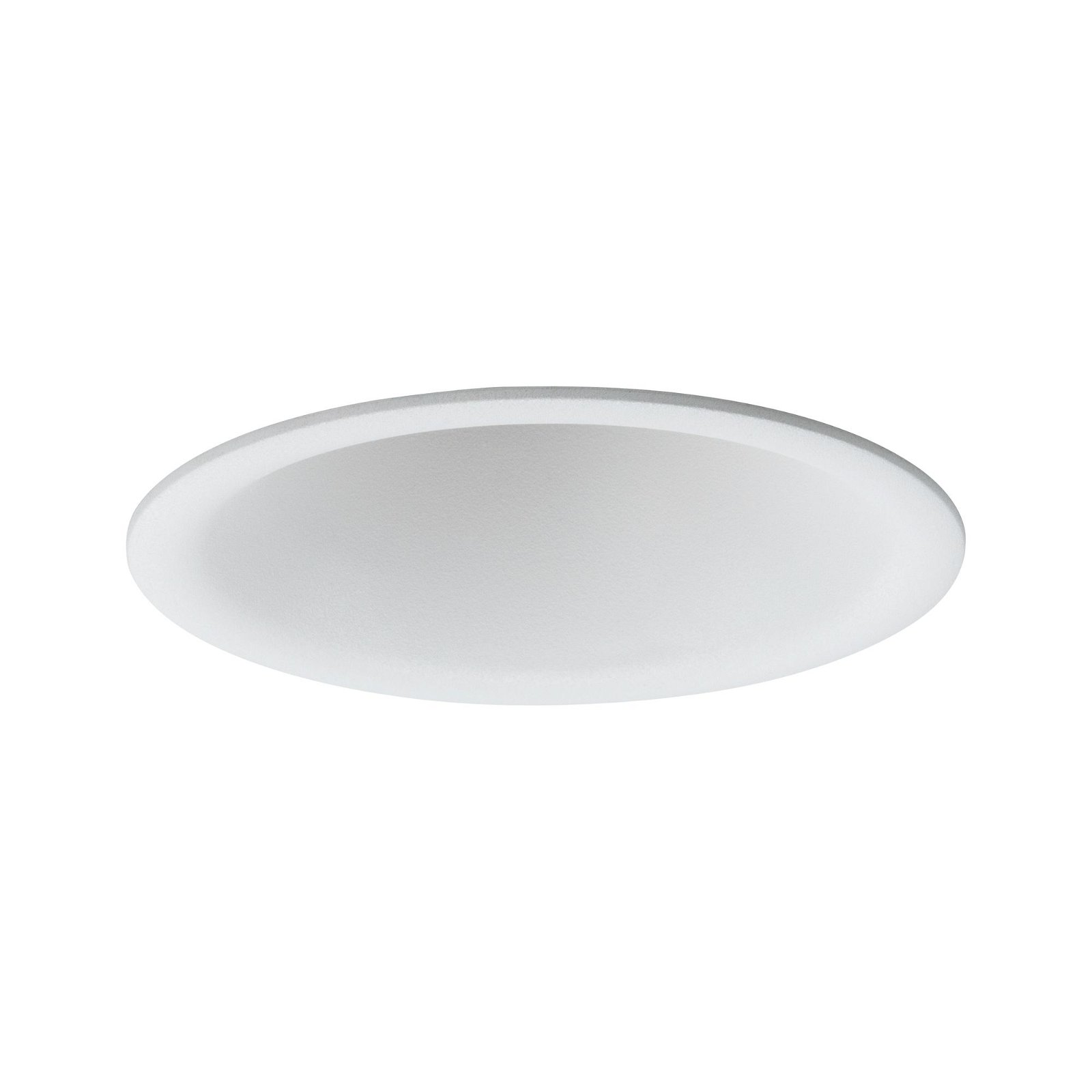 LED Einbauleuchte Cymbal Coin 77mm max. 10W Weiß matt