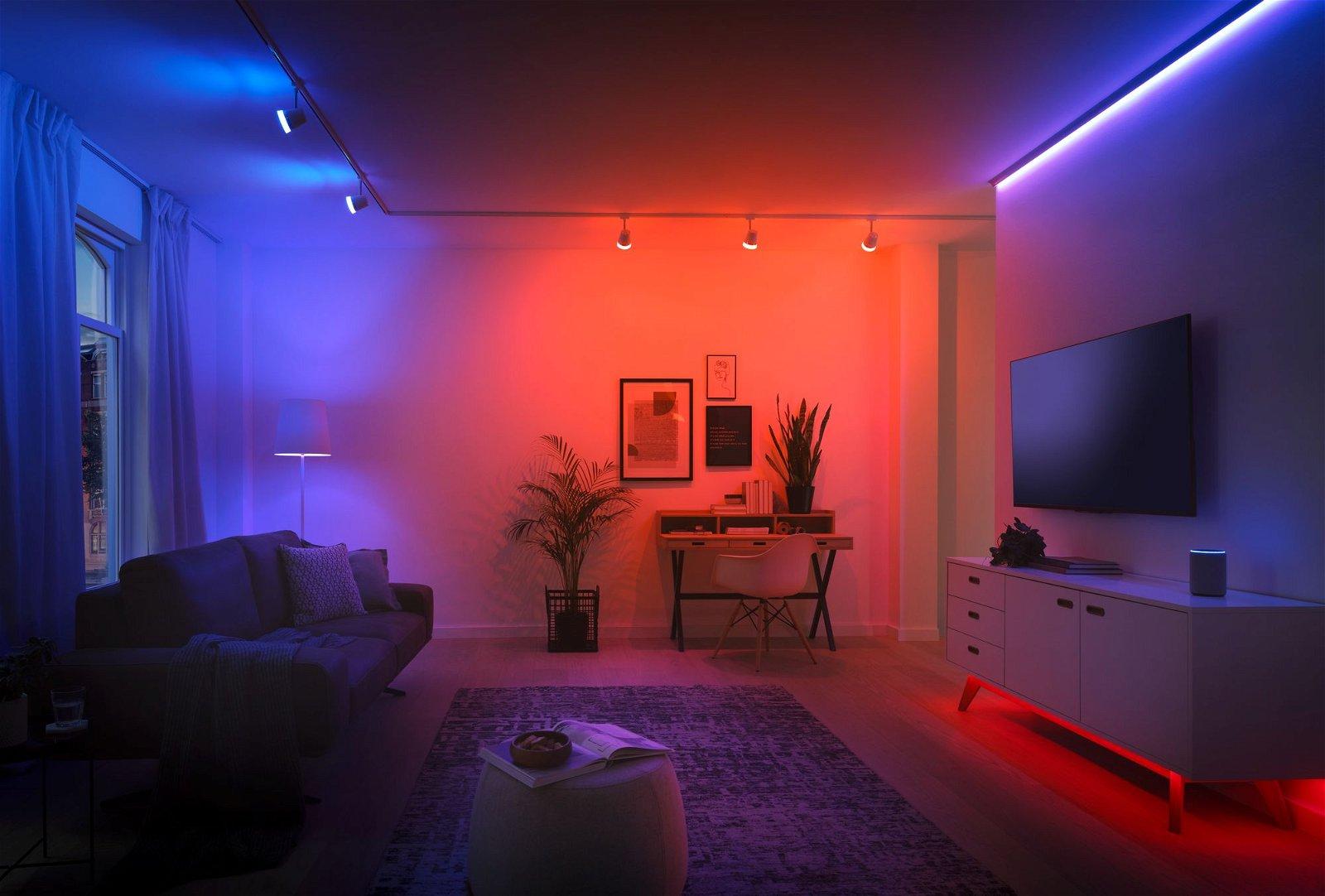 Reflex LED Strip Smart Home Zigbee Tunable White 3m beschichtet 20W 250lm/m RGBW 20VA