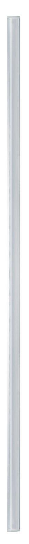 Profilé encastrable de strip LED Floor 1.010x27mm Alu/Satiné