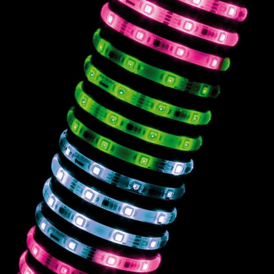 LED Strip RGB 3m beschichtet 10W 55lm/m RGB 12VA