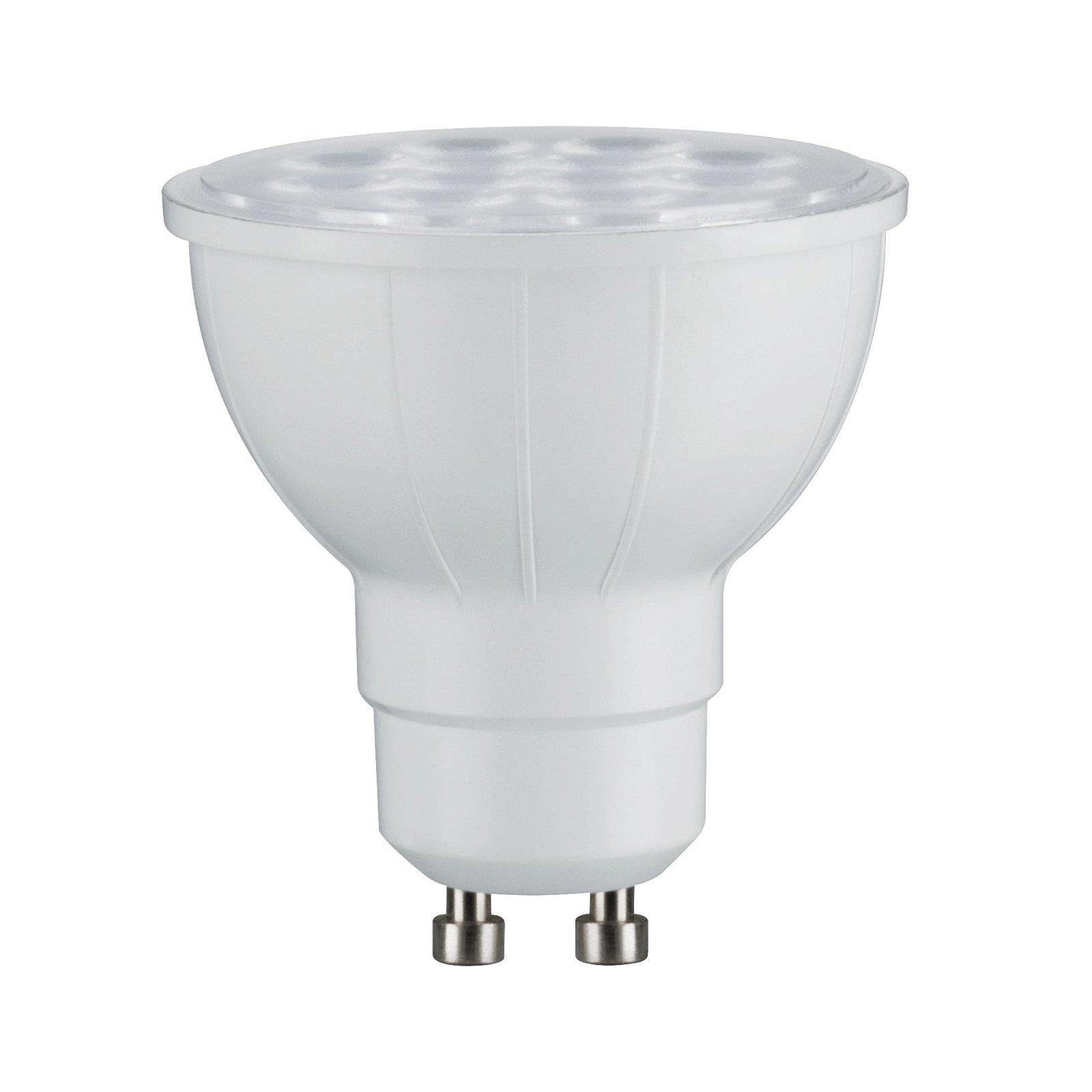 Smart Home Zigbee LED-reflector Gatria 4,8 W GU10 warmwit, dimbaar