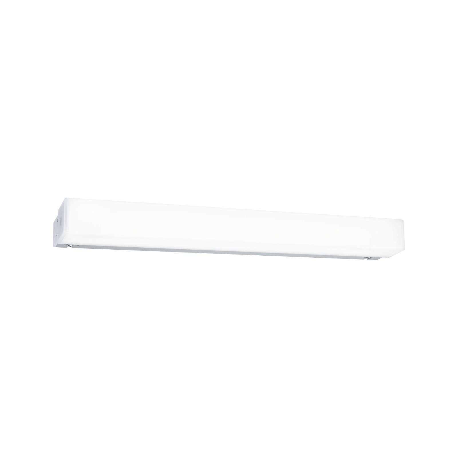 HomeSpa LED Spiegelleuchte Luno IP44 White Switch 670lm 230V 6W Alu