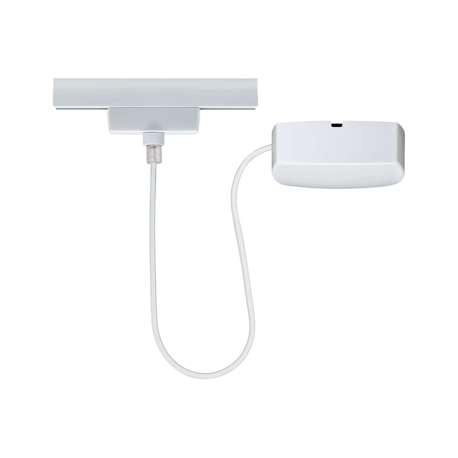 URail Alimentation électrique Kabel 0,5m max. 1.000W Blanc
