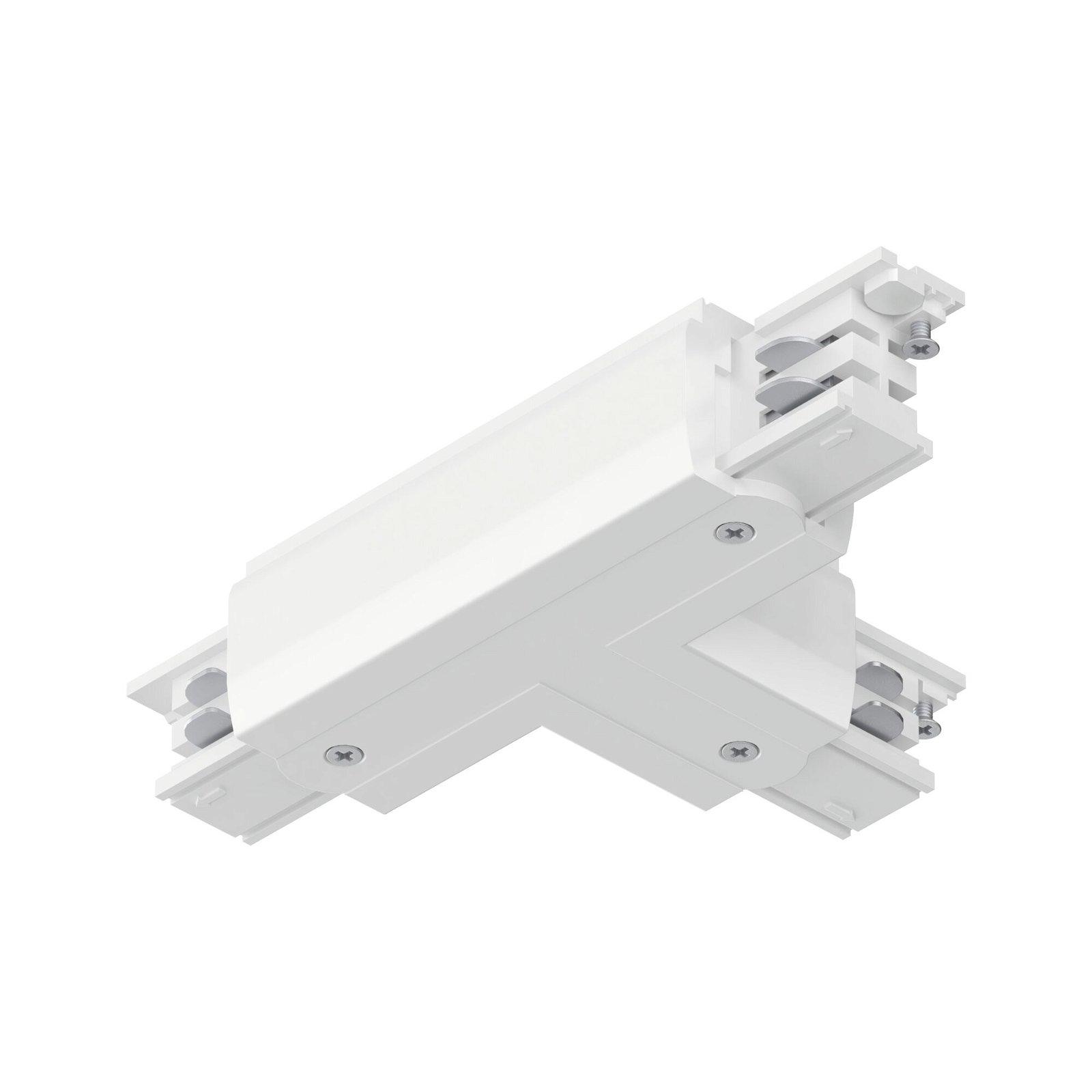 ProRail3 Verbinder T-Stück Rechts 167,5x101mm max. 3.680W Weiß