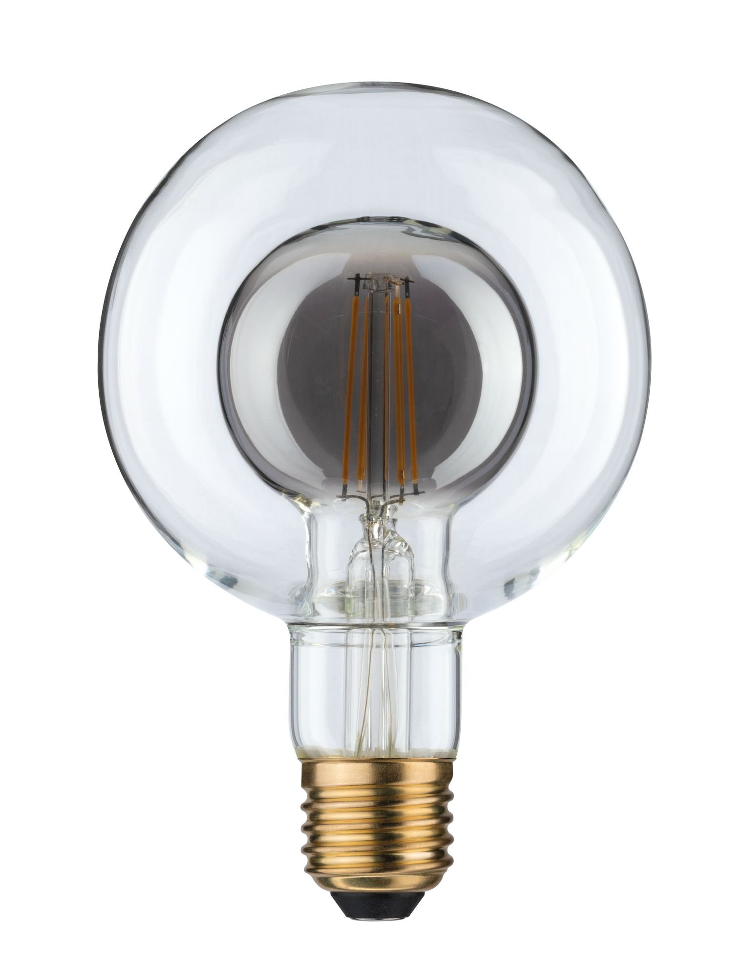 Inner Shape Edition Globe LED E27 230V 270lm 4W 2700K Verre fumé