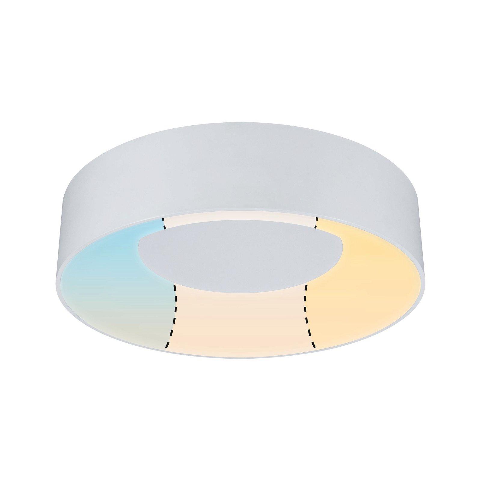 HomeSpa LED Deckenleuchte Casca IP44 White Switch 2300lm 230V 16W Weiß