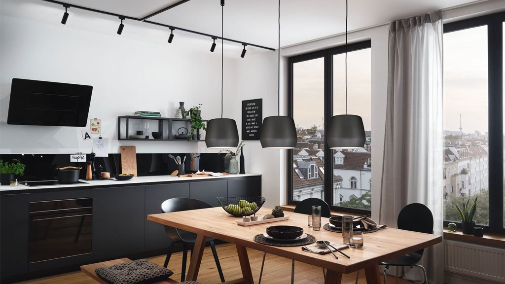 Kitchen Lighting Functional And Emotional Light