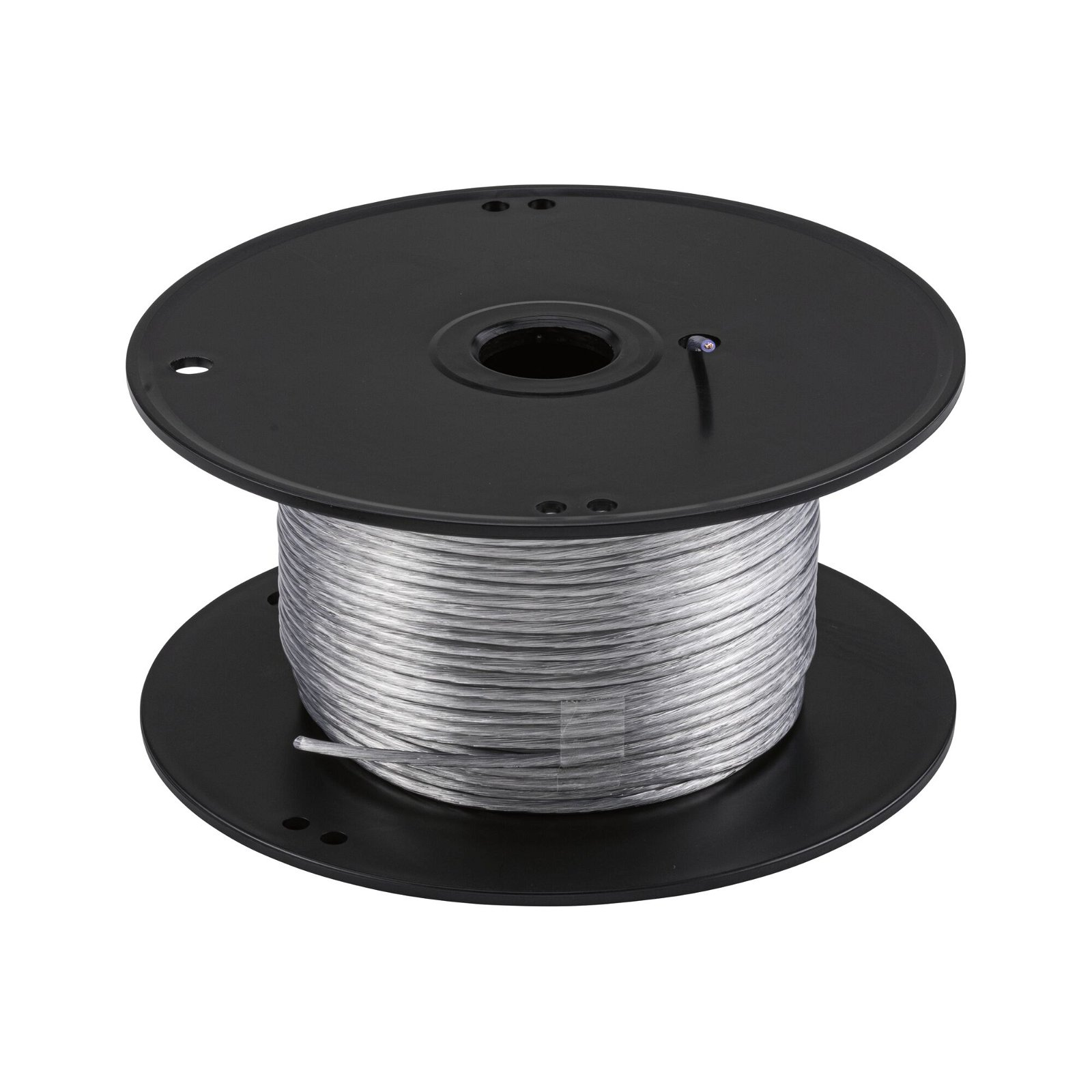 Seilsystem Spannseil Corduo 100m 2,5qmm Transparent