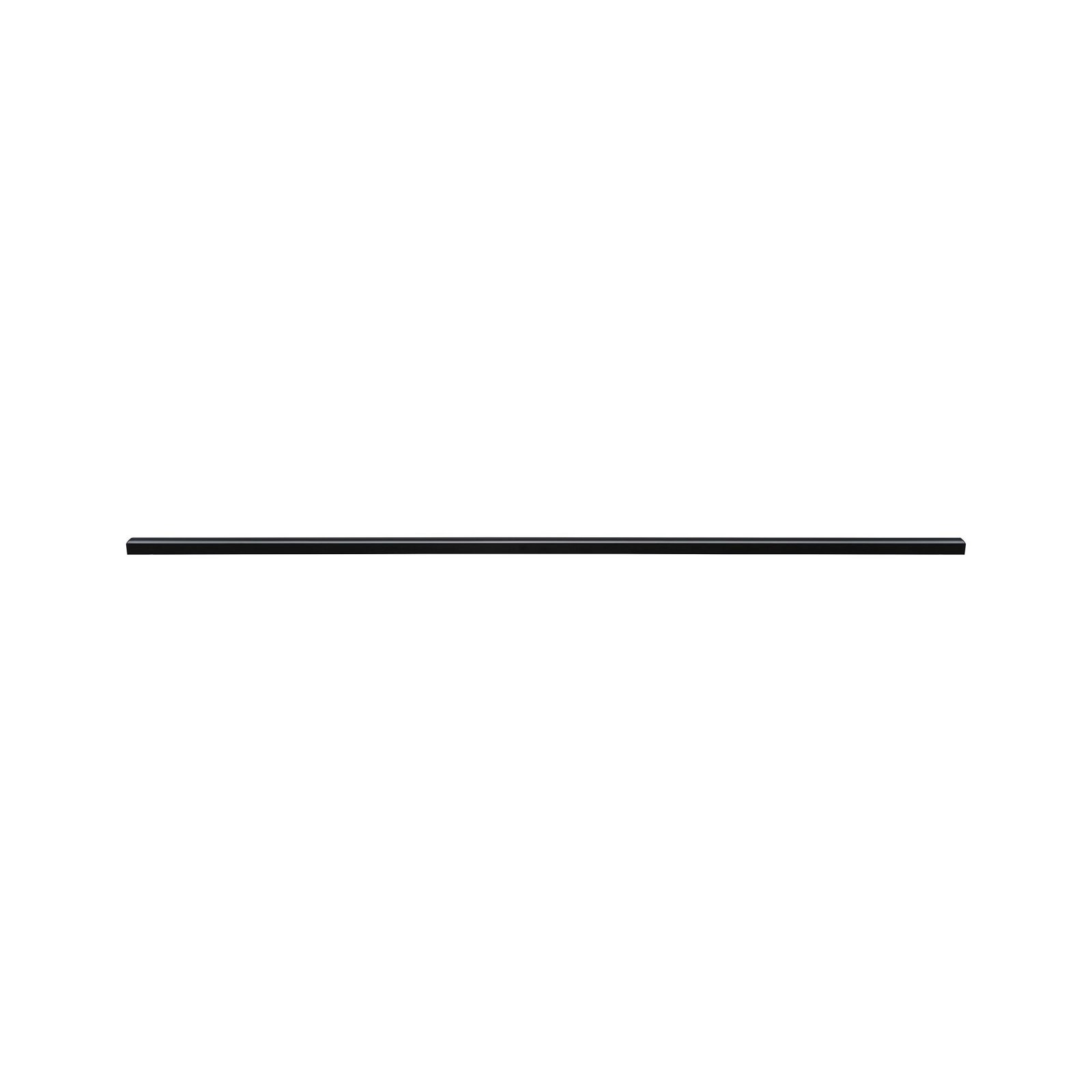 LED Strip Profil Square 1m Schwarz