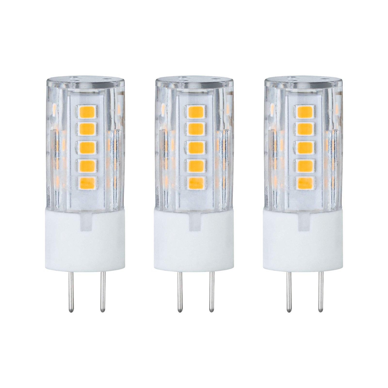 LED Stiftsockel GY6,35 12V 3x300lm 3x3,5W 2700K Klar