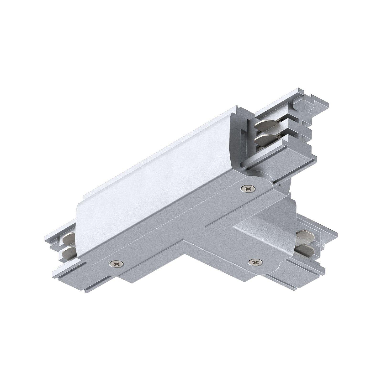ProRail3 Verbinder T-Stück Rechts 167,5x101mm max. 3.680W Silber