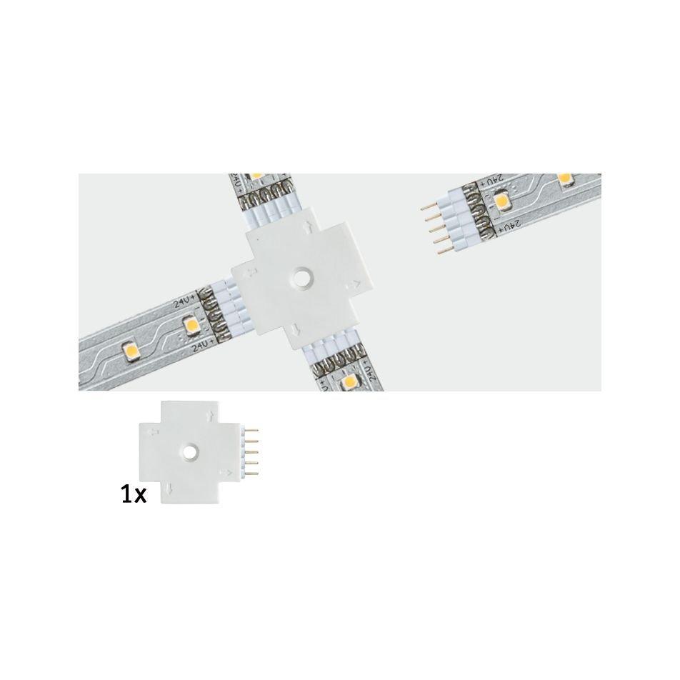 MaxLED Verbindingen X-Stück 32x28mm max. 144W Wit