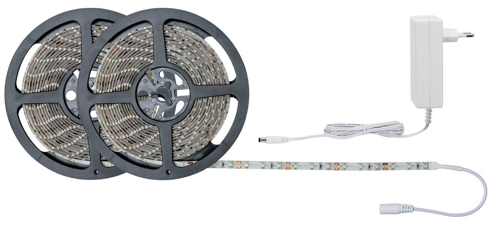 SimpLED LED Strip Tageslichtweiß 10m beschichtet 22W 187lm/m 60LEDs/m 6500K 36VA