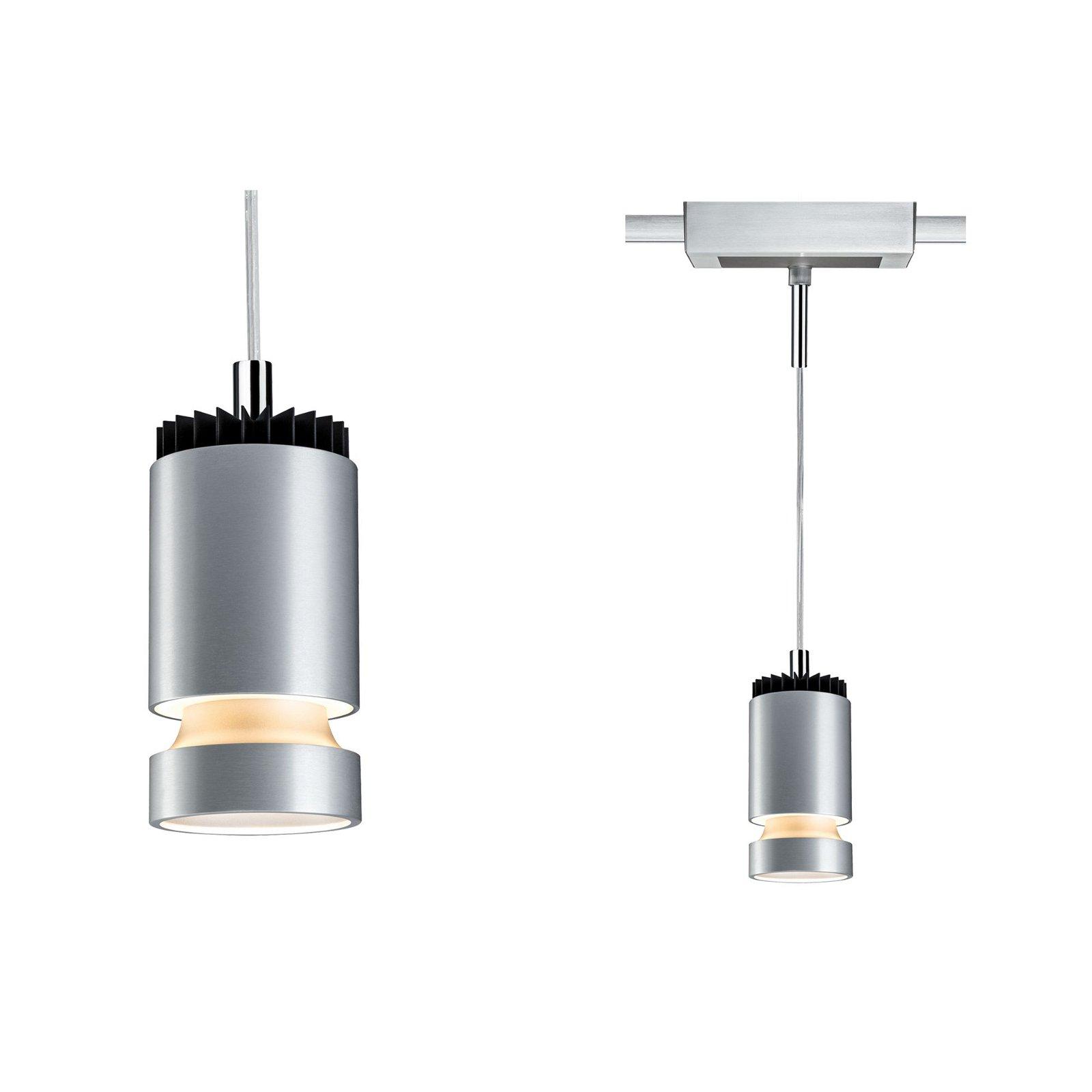 VariLine LED Pendel Shine 10 / 1x0,6W Alu gebürstet