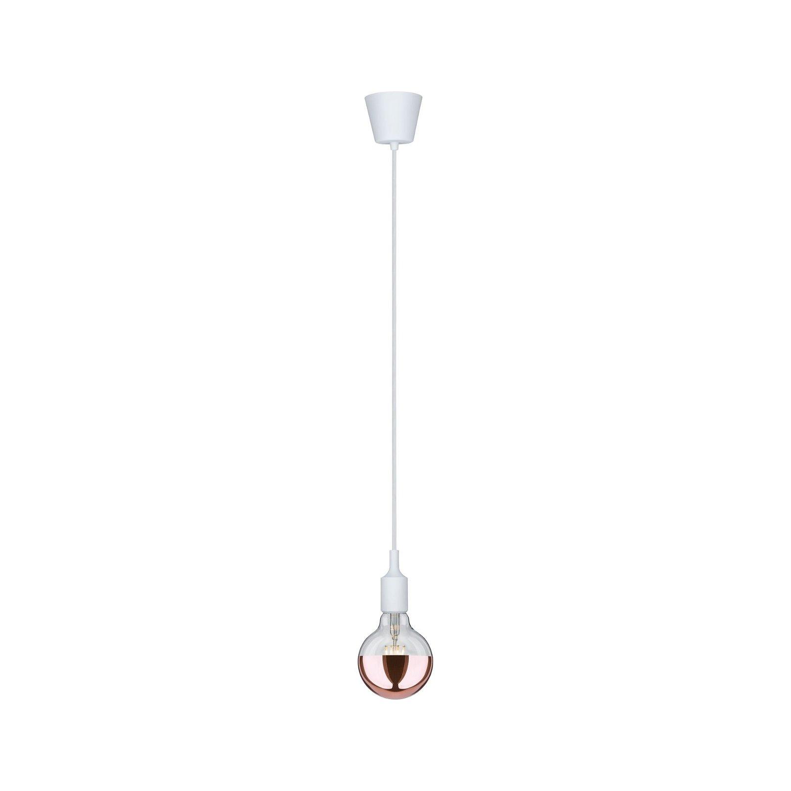 Modern Classic Edition LED Globe Kopfspiegel E27 230V 600lm 6,5W 2700K Kopfspiegel Kupfer