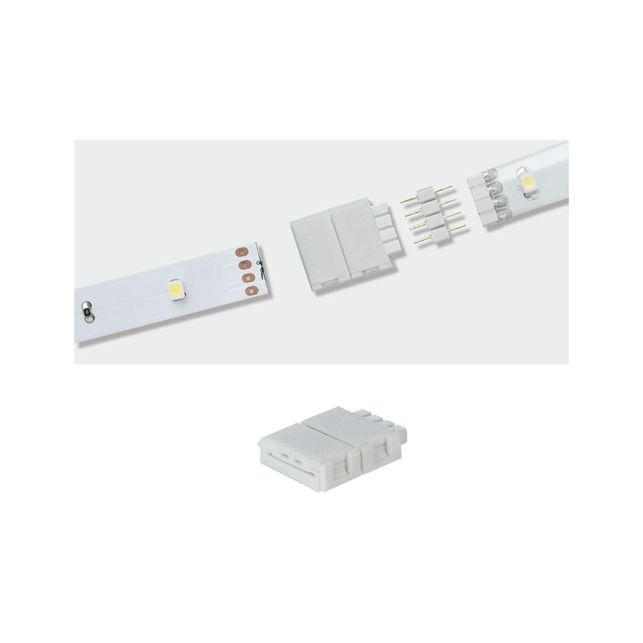 YourLED ECO Connecteur 13x18mm max. 60W Blanc