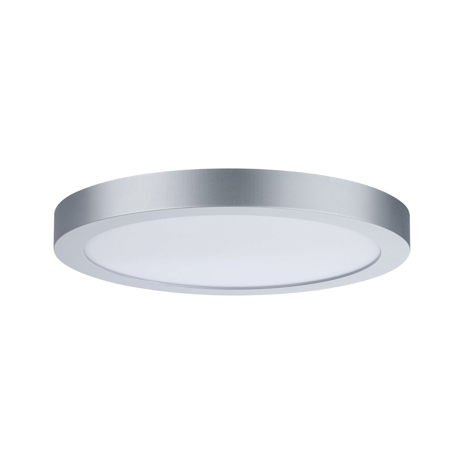LED Panel Abia round 300mm 3200lm 2700K Chrome matt