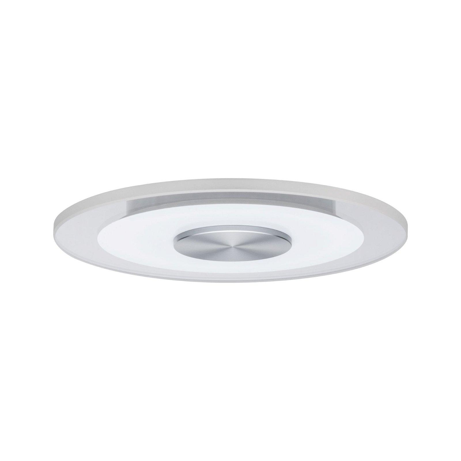 Premium LED Einbauleuchte Whirl Basisset rund 120mm 3x5,5W 3x460lm 230V 3000K Alu gedreht/Satin