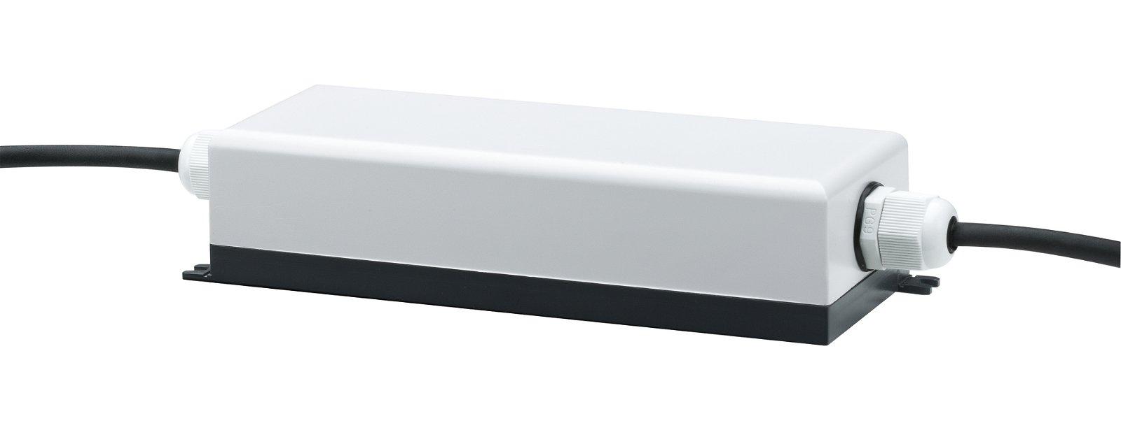YourLED Power Supply IP65 230/12V 60VA Grau/Schwarz