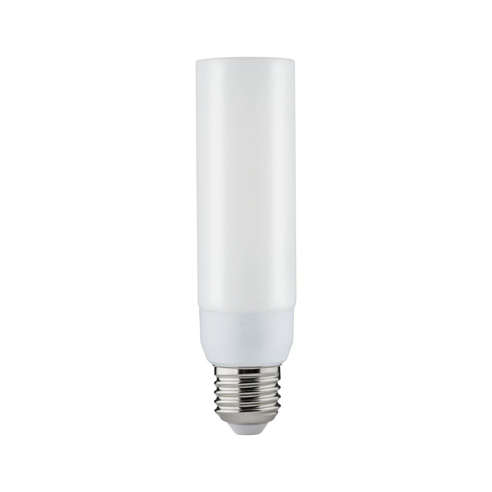 LED DecoPipe gerade 4,7W E27 Warmweiß dimmbar
