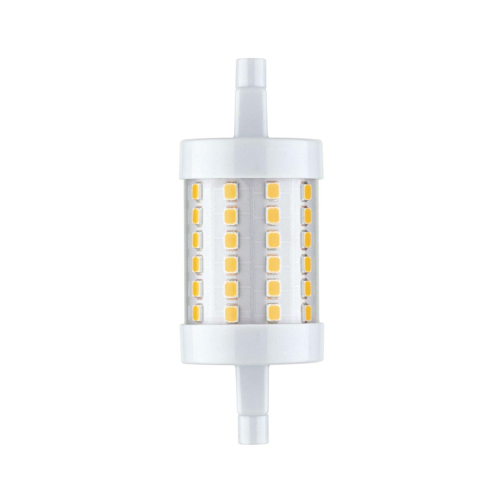 Tige LED R7s 230V 950lm 9W 2700K