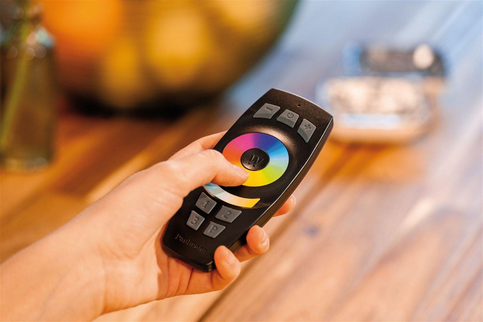 Télécommande Smart Home Zigbee Gent Noir