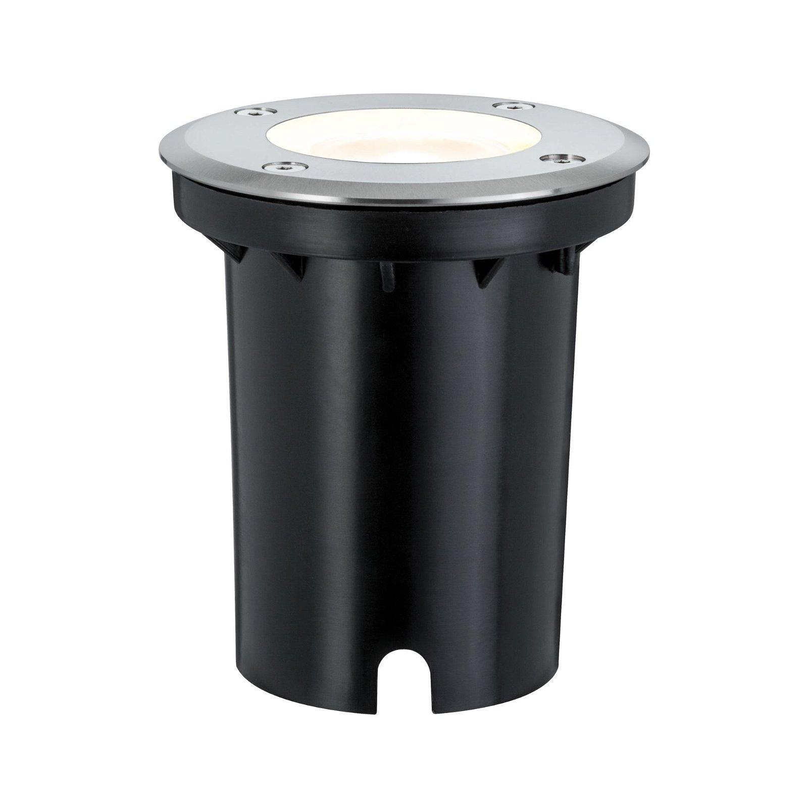 Special Line LED-grondinbouwlamp IP67 rond 108mm 3,5W 230V Edelstaal Metaal