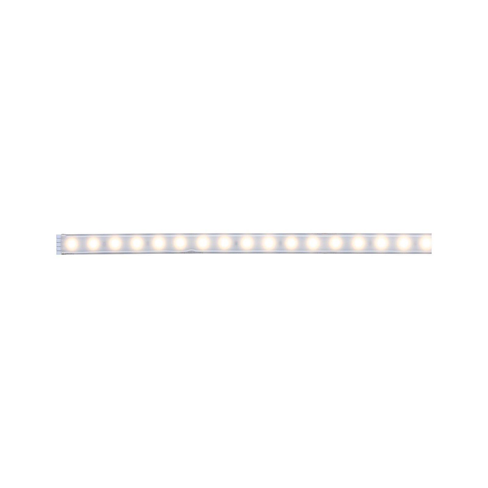MaxLED 500 Strip LED Blanc chaud 1m recouvert 6W 550lm 2700K