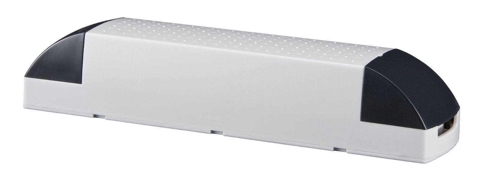 VDE Elektroniktrafo Profi 230/12V 250VA Grau/Schwarz
