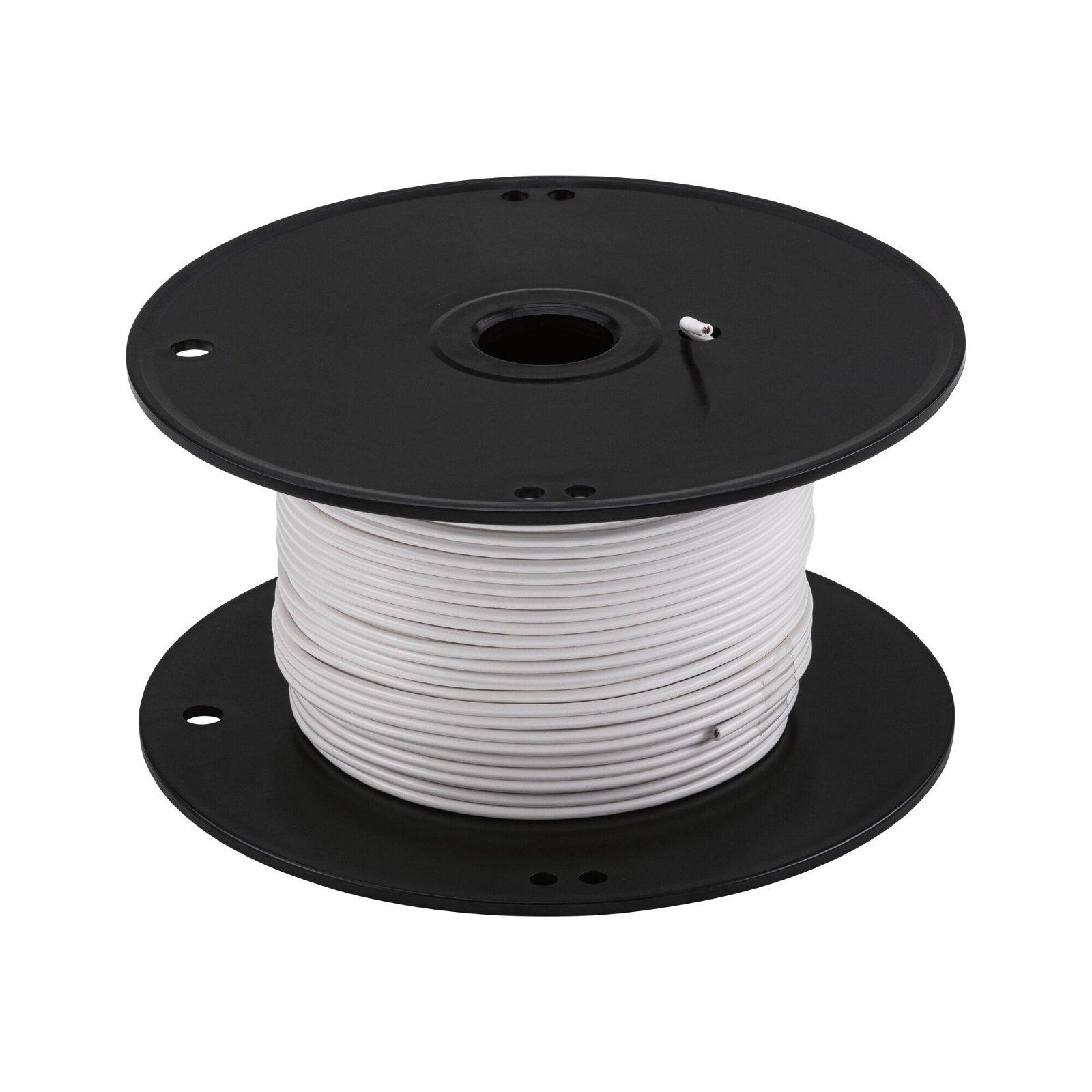 Seilsystem Spannseil Corduo 100m 2,5qmm Weiß