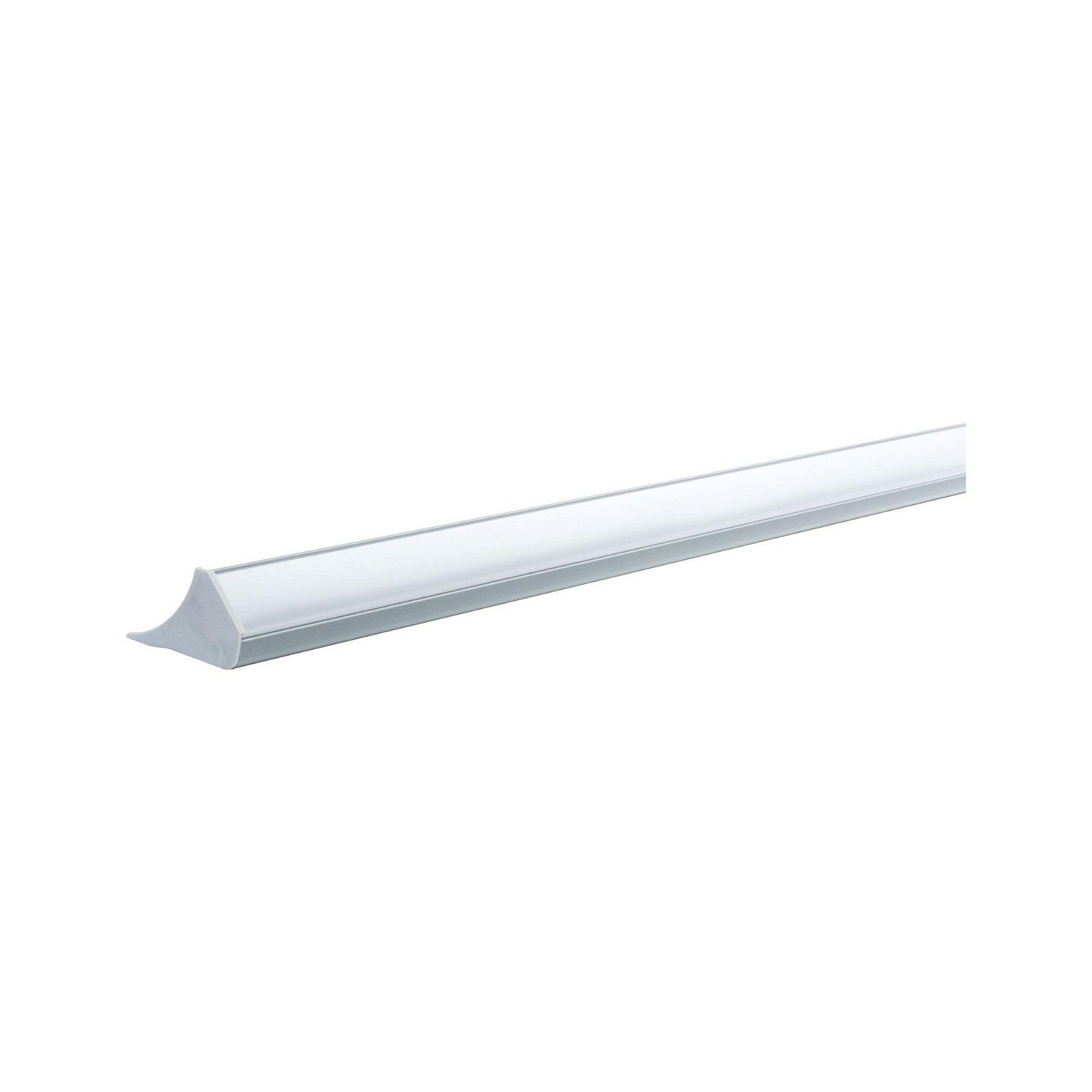Profilé de strip LED Corner 2m Gris