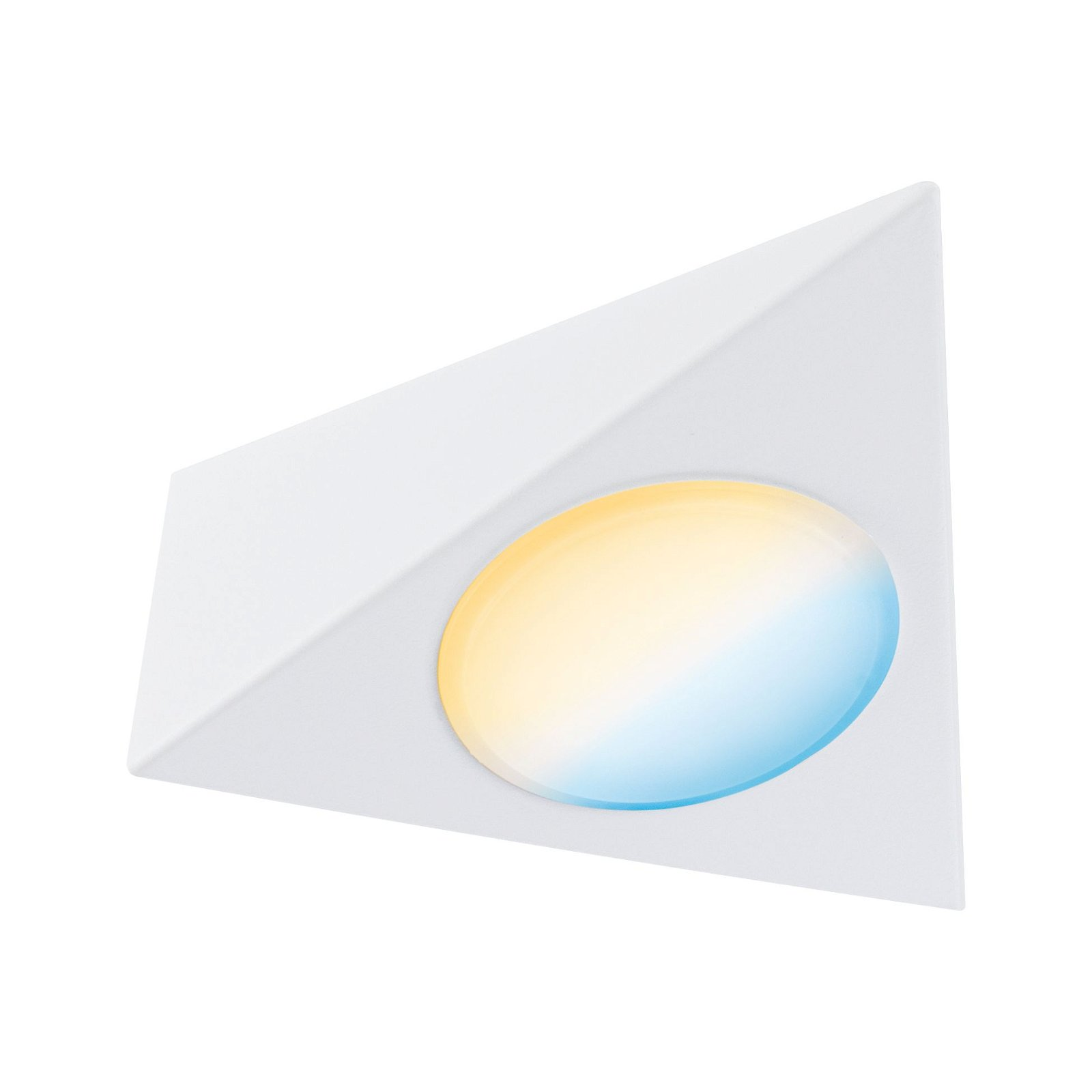 Clever Connect LED-spot Trigo Tunable White 2,1W Wit mat