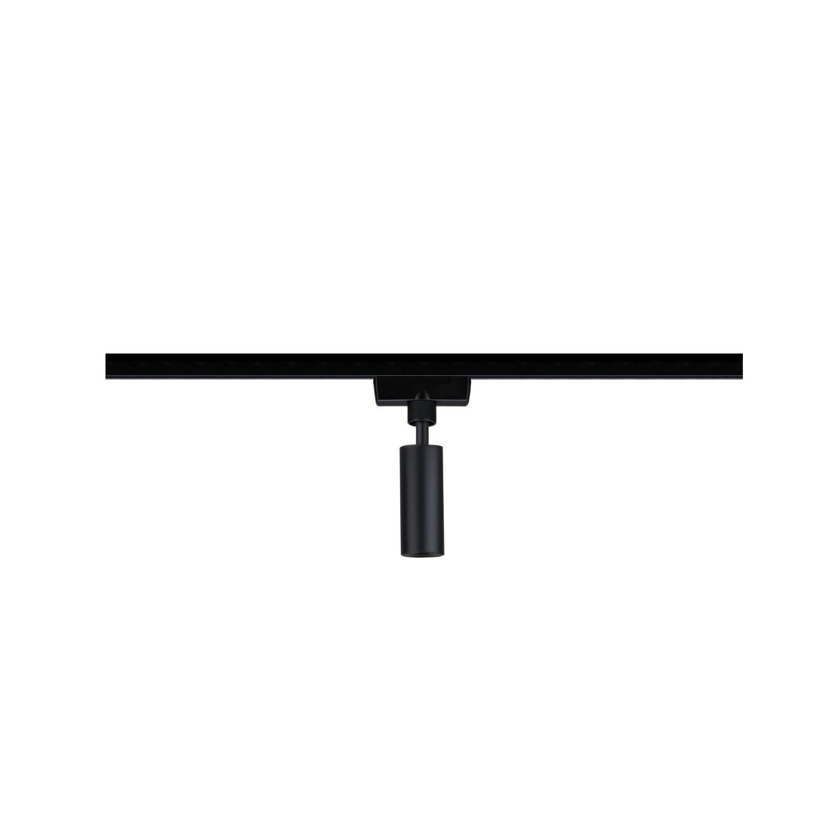 URail Pendeladapter Universal max. 50W 230V Zwart mat