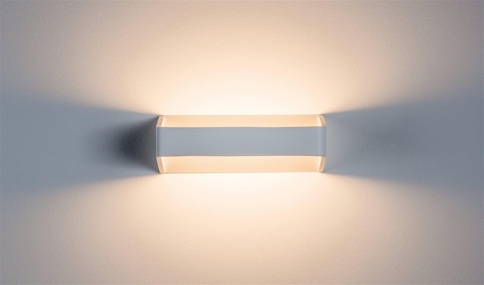 LED Wandleuchte Bar 2700K 765lm 230V 5,5W Weiß