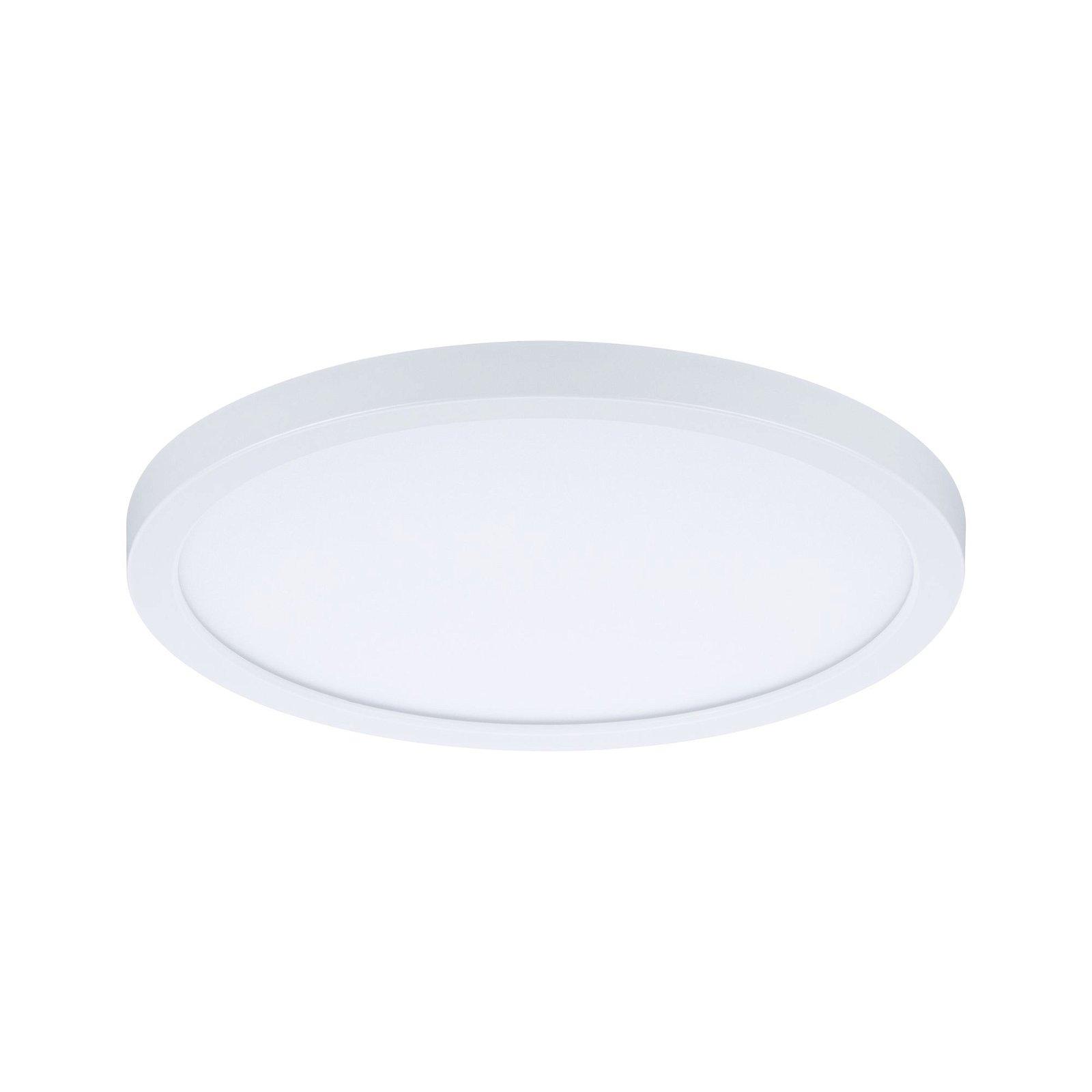 VariFit LED Einbaupanel Smart Home Zigbee Areo IP44 rund 175mm Tunable White Weiß