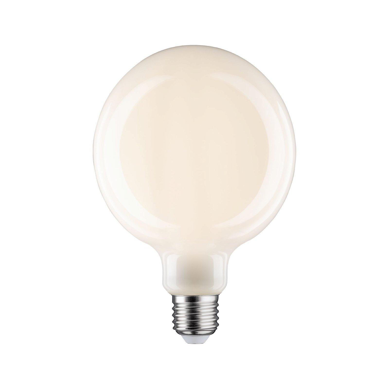 LED Globe Filament E27 230V 806lm 7W 2700K Opal