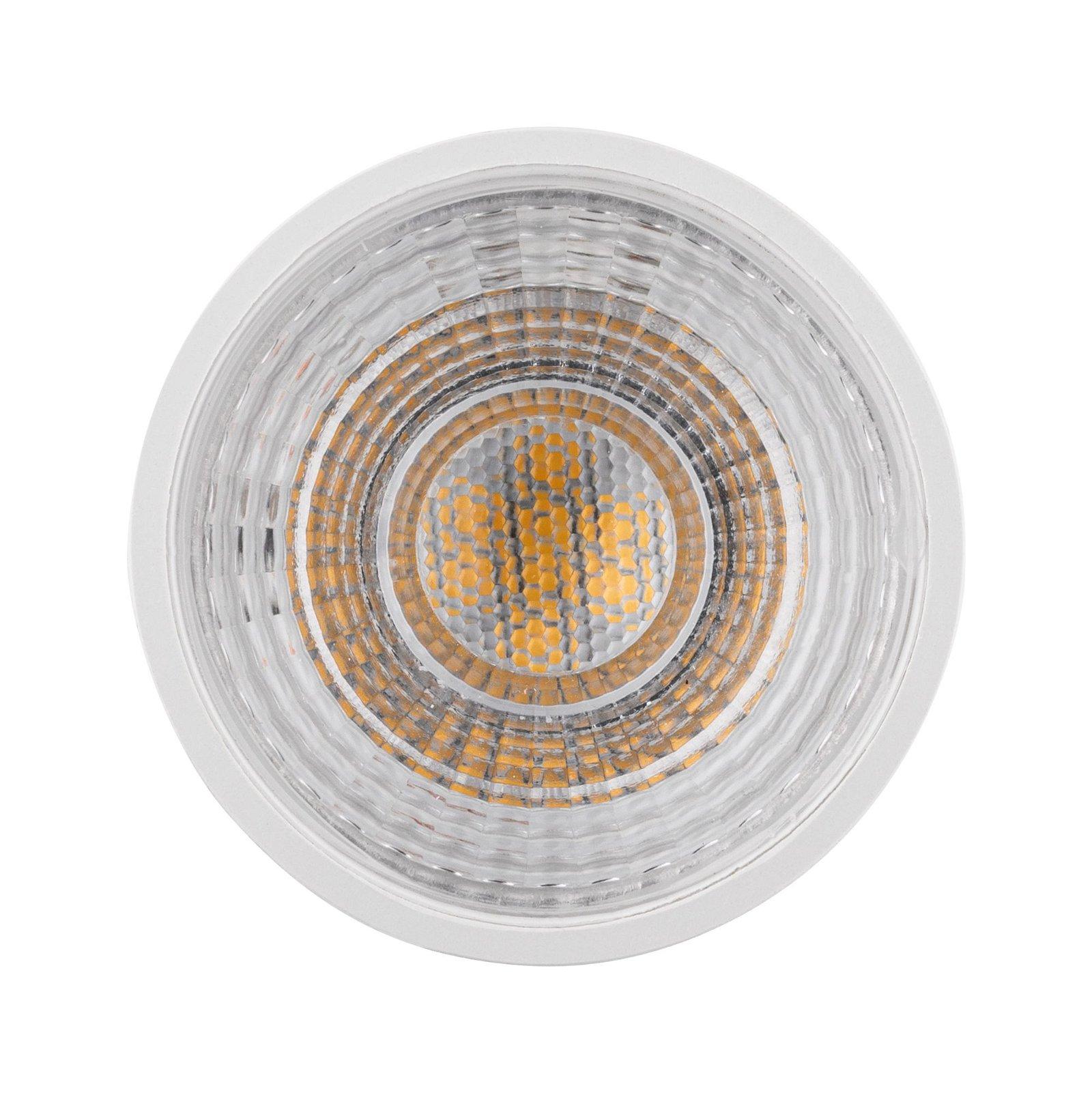 Réflecteur LED GU10 230V 460lm 7W 2700K Blanc dépoli
