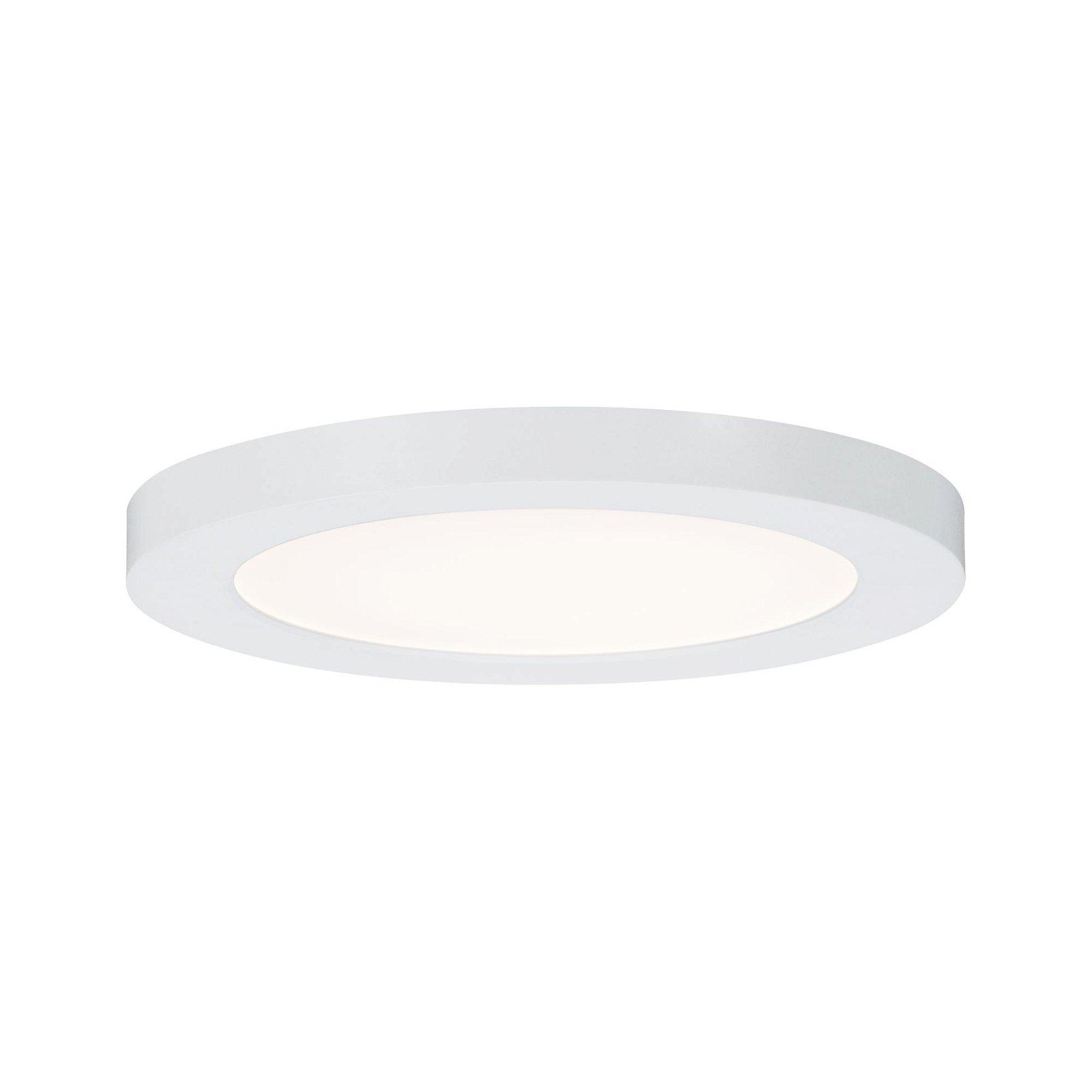 Panneau encastré LED Cover-it Promo rond 165mm 3000K Blanc dépoli