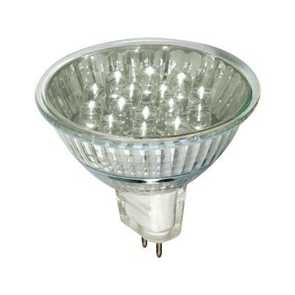LED Reflektorlampe 1 Watt GU5,3 Tageslichtweiß 12 V