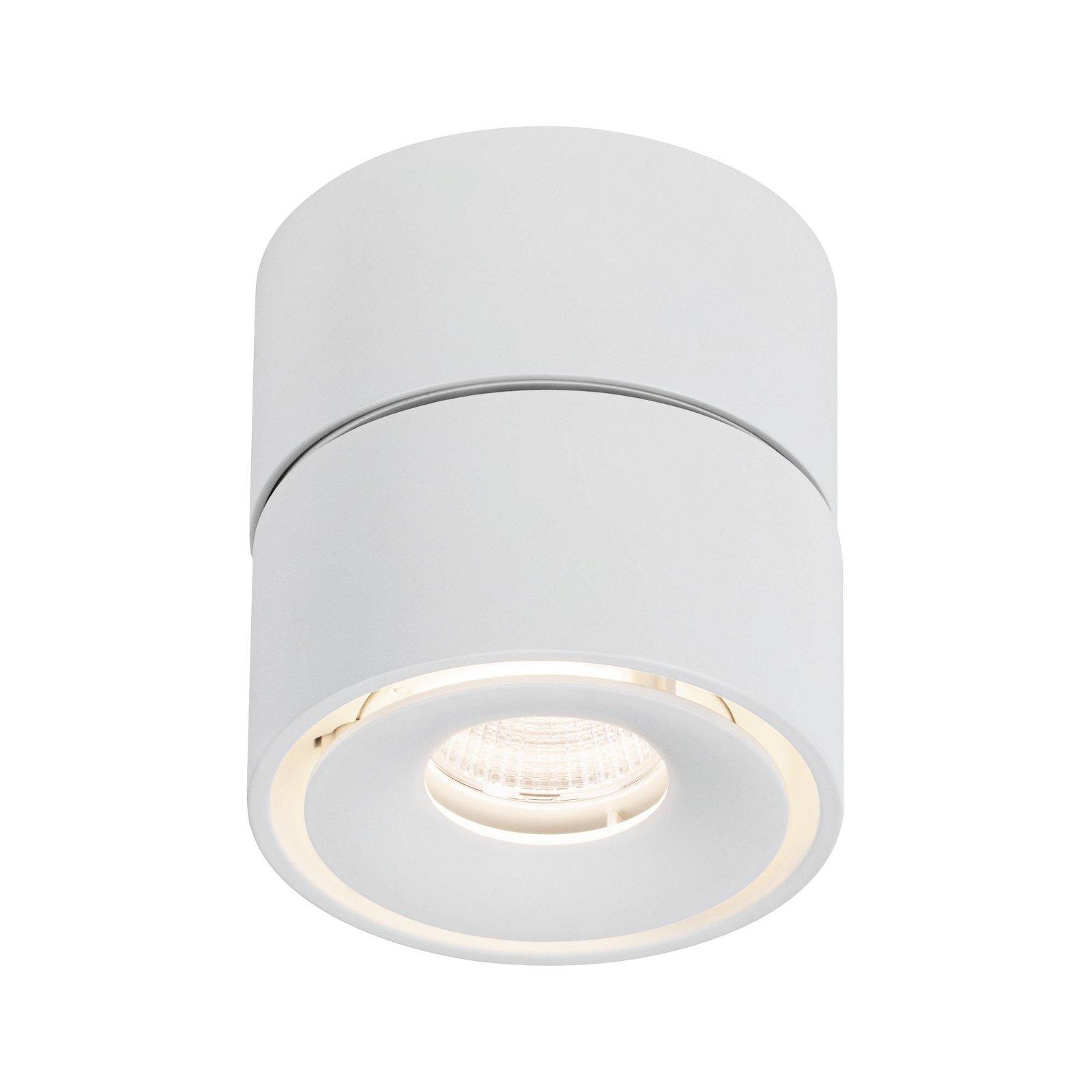 LED Deckenleuchte Spircle 78mm 8,0W 780lm 230V 3000K Weiß matt