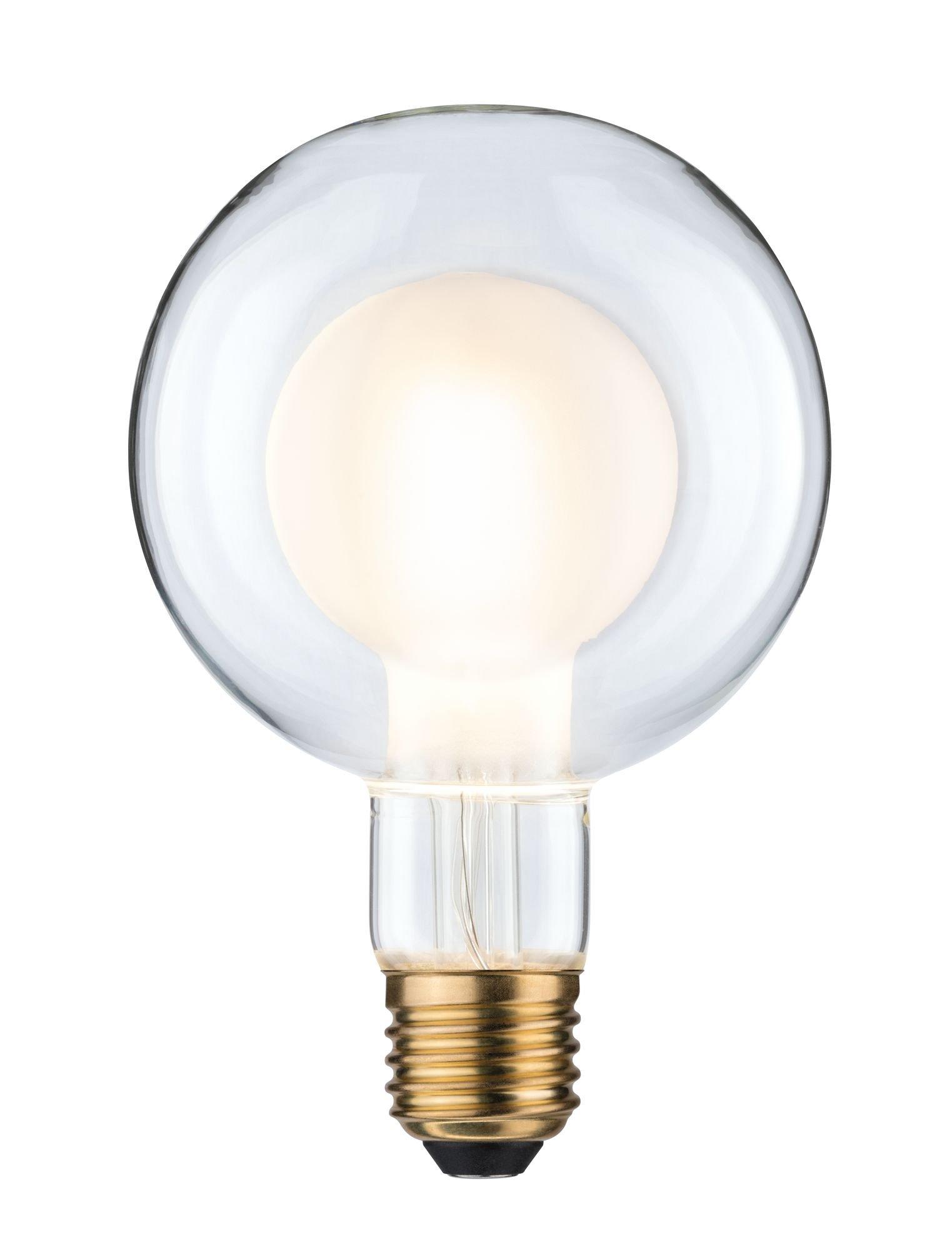 Inner Shape Edition Globe LED E27 230V 450lm 4W 2700K Dépoli